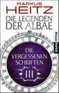 Buch-Cover, Markus Heitz: Die Vergessenen Schriften 3