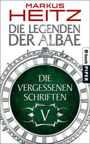 Buch-Cover, Markus Heitz: Die Vergessenen Schriften 5