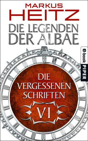 Buch-Cover, Markus Heitz: Die Vergessenen Schriften 6