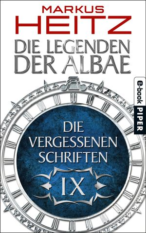 Buch-Cover, Markus Heitz: Die Vergessenen Schriften 9