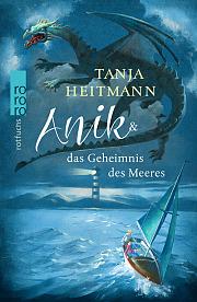 Buch-Cover, Tanja Heitmann: Anik und das Geheimnis des Meeres