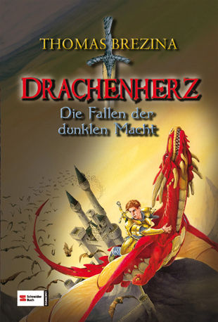 Buch-Cover, Thomas Brezina: Die Fallen der dunklen Macht
