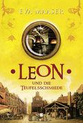 Buch-Cover, Eva Maaser: Leon und die Teufelsschmiede