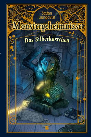 Buch-Cover, Stefan Ljungqvist: Das Silberkästchen