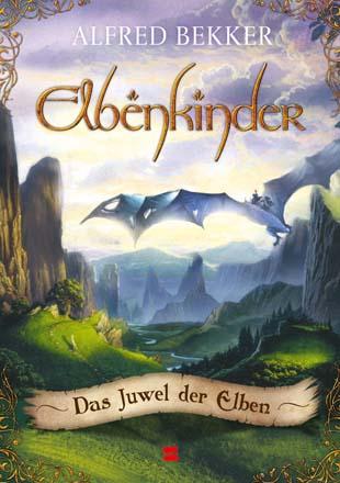 Buch-Cover, Alfred Bekker: Das Juwel der Elben