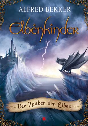 Buch-Cover, Alfred Bekker: Der Zauber der Elben