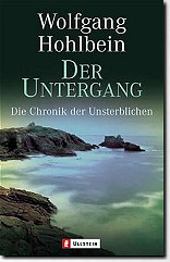 Buch-Cover, Wolfgang Hohlbein: Der Untergang
