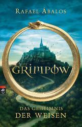 Buch-Cover, Rafael Ábalos: Grimpow. Das Geheimnis der Weisen