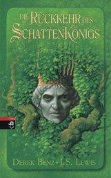 Buch-Cover, Derek Benz: Die Rückkehr des Schattenkönigs