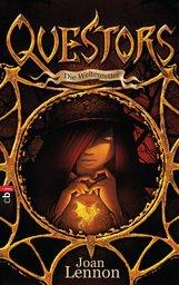 Buch-Cover, Joan Lennon: Questors - Die Weltenretter
