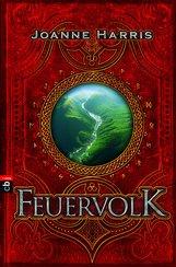 Buch-Cover, Joanne Harris: Feuervolk