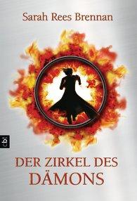 Buch-Cover, Sarah Rees Brennan: Der Zirkel des Dämons