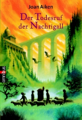 Buch-Cover, Joan Aiken: Der Todesruf der Nachtigall