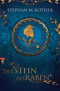 Buch-Cover, Stephan M. Rother: Der Stein des Raben