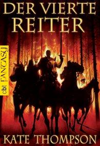 Buch-Cover, Kate Thompson: Der vierte Reiter
