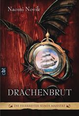 Buch-Cover, Naomi Novik: Drachenbrut