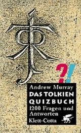 Buch-Cover, Andrew Murray: Das Tolkien Quizbuch