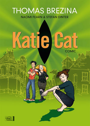 Buch-Cover, Thomas Brezina: Katie Cat [Comic]
