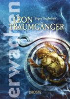 Buch-Cover, Jürgen Großmeyer: Leon Traumgänger - Erwachen