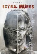 Buch-Cover, Daniel Hulet: Die Teufelskralle