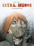 Buch-Cover, Daniel Hulet: Der Zauberlehrling (Extra-Muros)