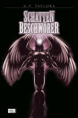Buch-Cover, Graham P. Taylor: Schattenbeschwörer
