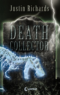 Buch-Cover, Justin Richards: Death Collector