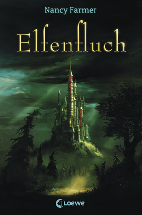 Buch-Cover, Nancy Farmer: Elfenfluch