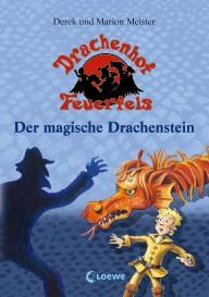 Buch-Cover, Derek Meister: Der magische Drachenstein
