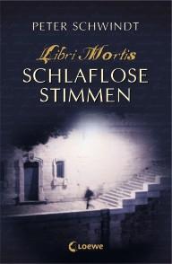 Buch-Cover, Peter Schwindt: Schlaflose Stimmen