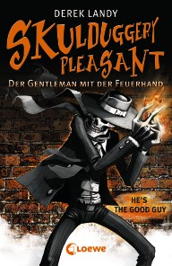 Rezension: Skulduggery Pleasant