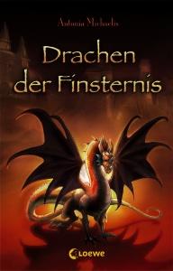 Buch-Cover, Antonia Michaelis: Drachen der Finsternis