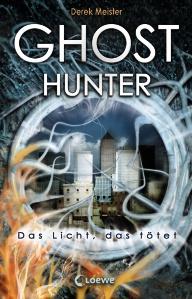 Buch-Cover, Derek Meister: Das Licht, das tötet
