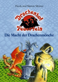 Buch-Cover, Derek Meister: Die Macht der Drachenmönche