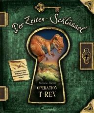 Buch-Cover, Nicholas Harris: Operation T-Rex