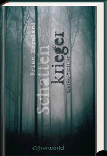 Buch-Cover, Brian Moreland: Schattenkrieger