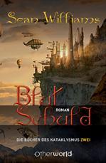 Buch-Cover, Sean Williams: Die Blutschuld