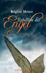 Buch-Cover, Brigitte Melzer: Rebellion der Engel