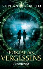 Buch-Cover, Stephan R. Bellem: Portal des Vergessens