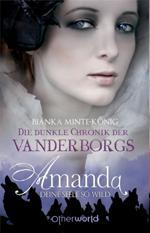 Buch-Cover, Bianka Minte-König: Amanda - Deine Seele so wild