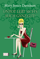Buch-Cover, Mary Janice Davidson: Untot lebt sich's auch ganz gut