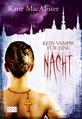 Buch-Cover, Katie MacAlister: Kein Vampir für eine Nacht