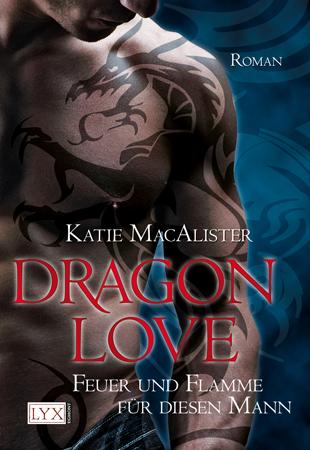 Buch-Cover, Katie MacAlister: Feuer und Flamme für diesen Mann