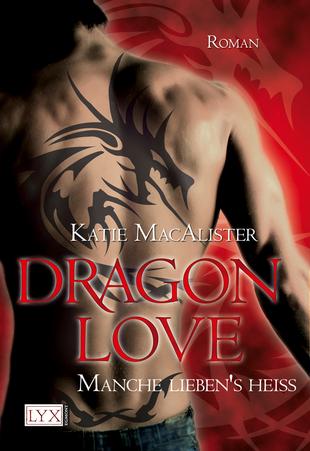 Buch-Cover, Katie MacAlister: Manche lieben's heiß
