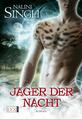 Buch-Cover, Nalini Singh: Jäger der Nacht