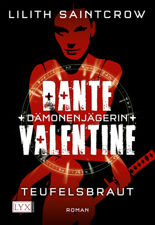 Buch-Cover, Lilith Saintcrow: Teufelsbraut