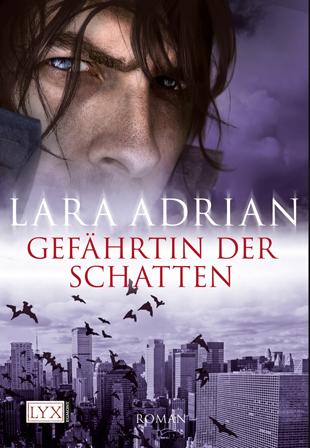 Buch-Cover, Lara Adrian: Gefährtin der Schatten