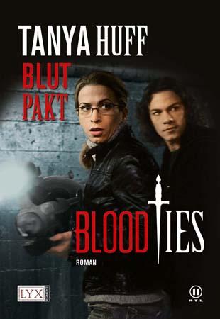 Buch-Cover, Tanya Huff: Blutpakt