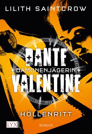 Buch-Cover, Lilith Saintcrow: Höllenritt