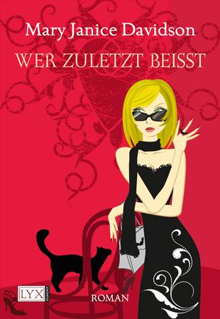 Buch-Cover, Mary Janice Davidson: Wer zuletzt beisst